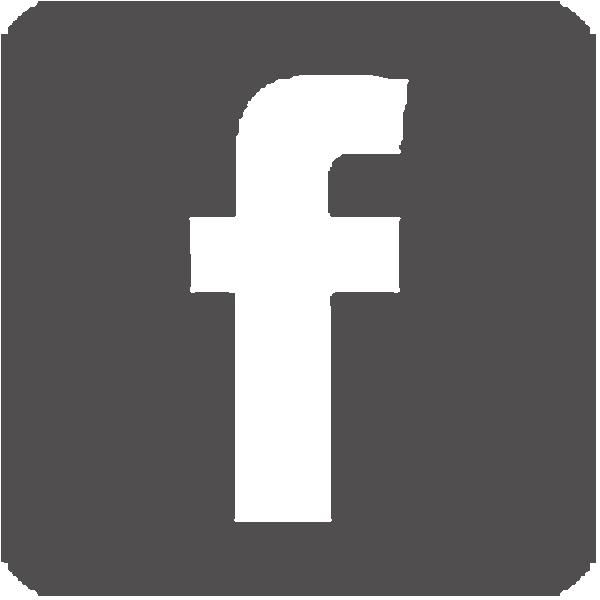 Grey facebook icon thumbnails