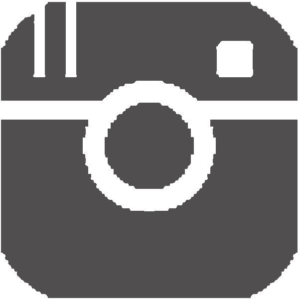 Grey Instagram icon thumbnails